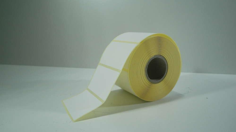 "1/"" Kern 2000 Thermoetiketten 40 x 24 mm Thermo-Eco Papier ablösbar"